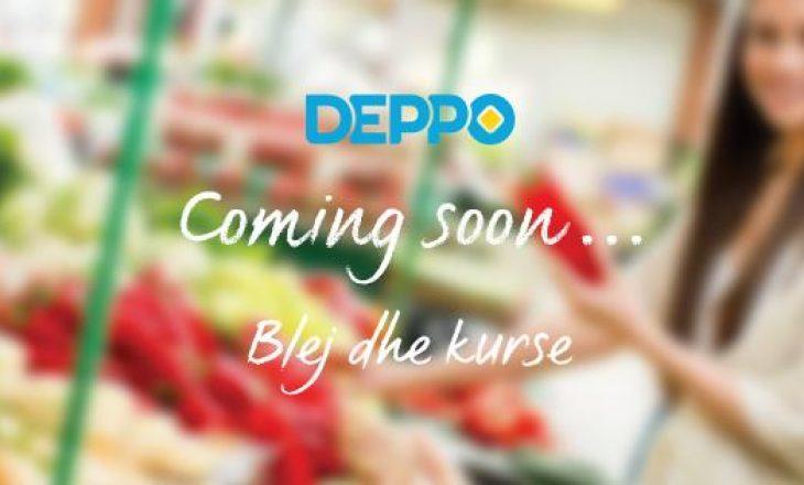 Për nder të hapjes së madhe Deppo Market qarkullimin ditorë të ditës së parë do ta dhurojnë për bamirësi