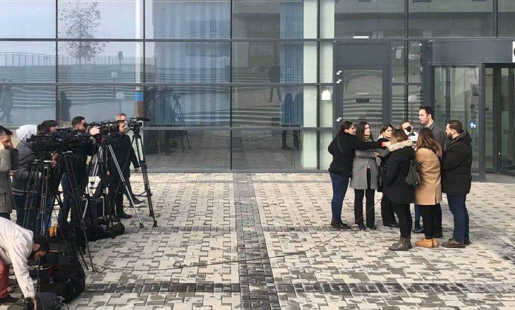 """""""Deshën të na eliminojë politikisht""""- Flet Konjufca pas deklarimit në Prokurori"""