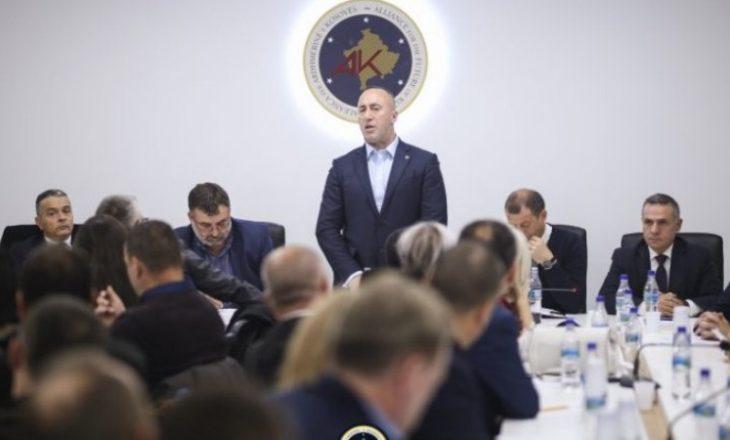"""""""Haradinaj president, AAK në Qeveri"""""""