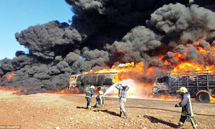 Gjatë goditjeve ajrore ruse në Siri vriten së paku tetë civilë