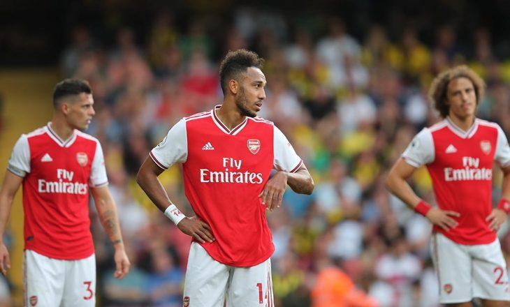 Ky trajner kontakton Arsenalin