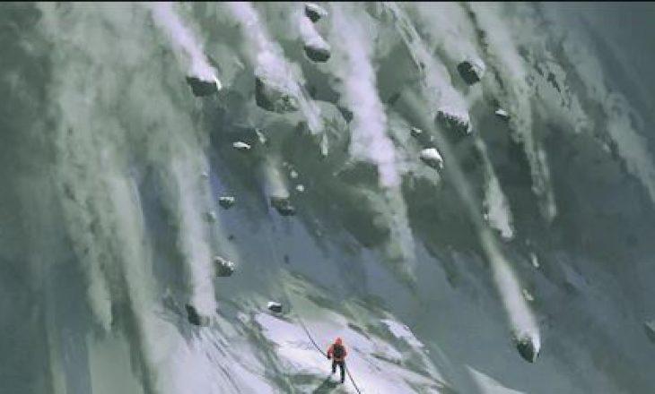 Orteku godet një qendër skijimi në Zvicër, dy të lënduar