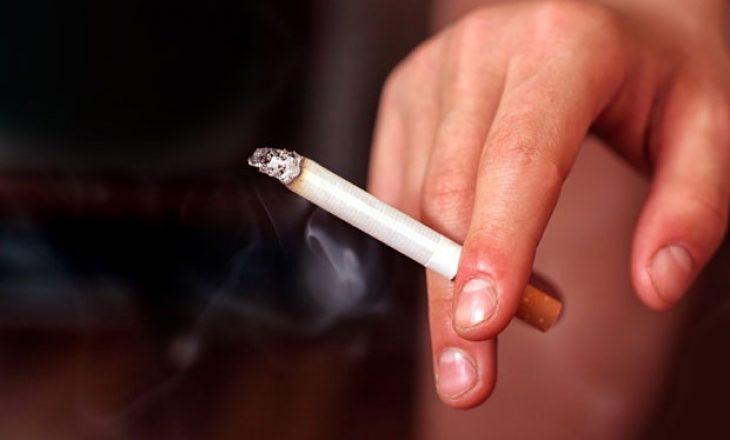 Numri i duhanpirësve po zvogëlohet në botë