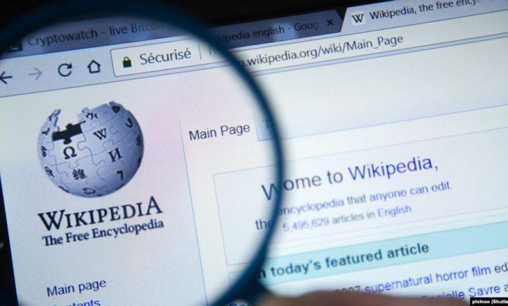 Bllokimi i Wikipedia-s në Turqi përbën shkelje të lirisë së shprehjes