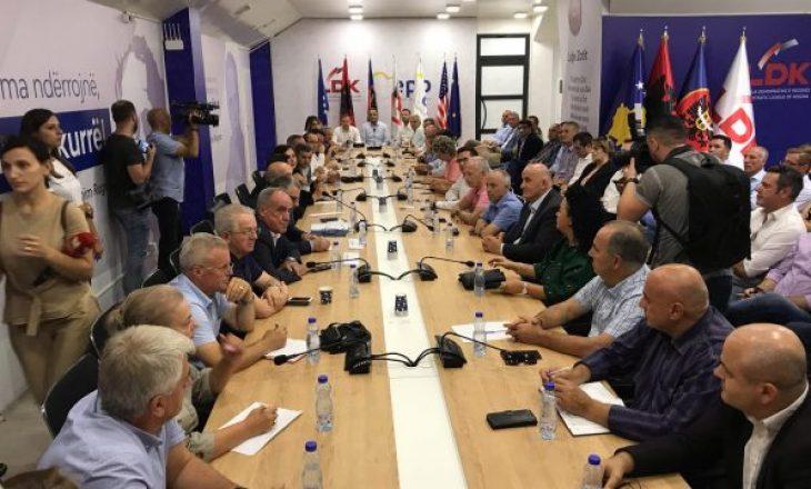Marrëveshja me VV – LDK thërret Këshillin e Përgjithshëm
