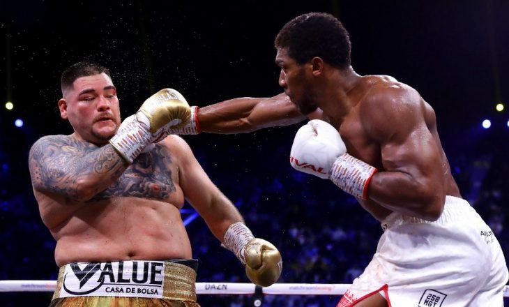 A ishte kjo goditja vendimtare e Joshuas dhënë Ruizit?