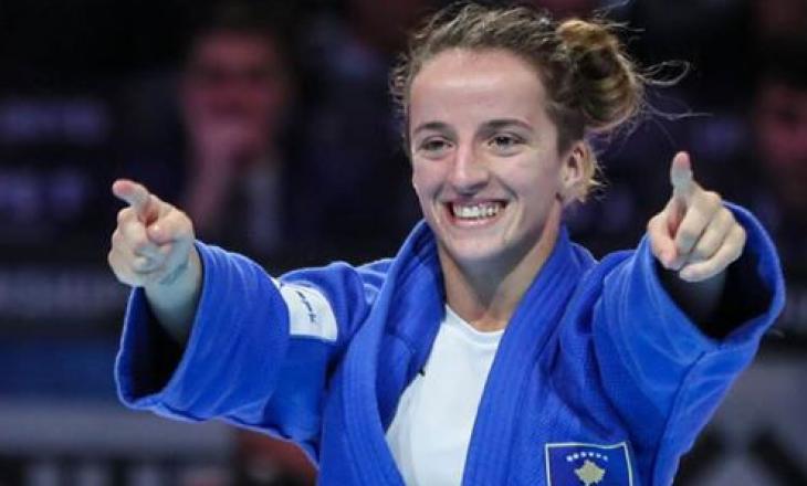 Distria Krasniqi i siguron Kosovës medalje