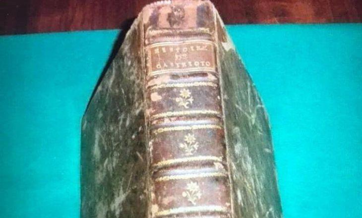 Libri origjinal për Skënderbeun del në shitje, ky është çmimi i tij