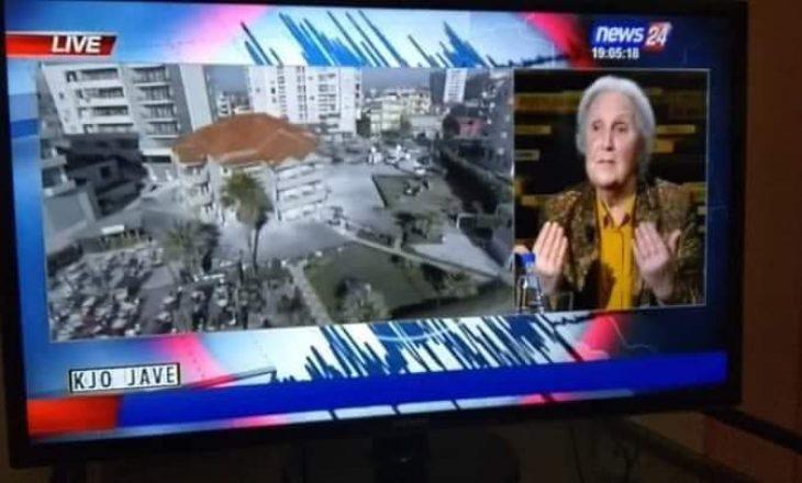 Sa keq jemi katandisur, më shumë kohë televizive merr Lorenc Vangjeli sesa prof. Luljeta Bozo