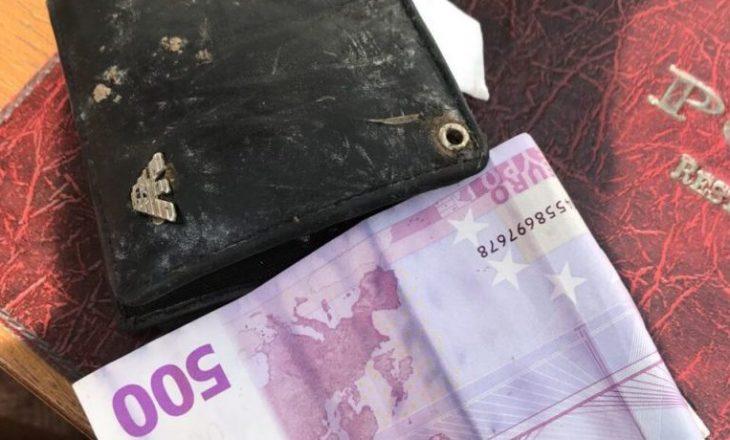 16-vjeçari gjen kuletën me 1500 euro në Gjilan, kërkon pronarin e saj