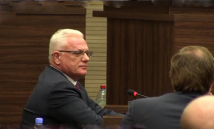 Adem Grabovci përmend deklaratën e Aleksandër Lumezit si argument se është i pafajshëm