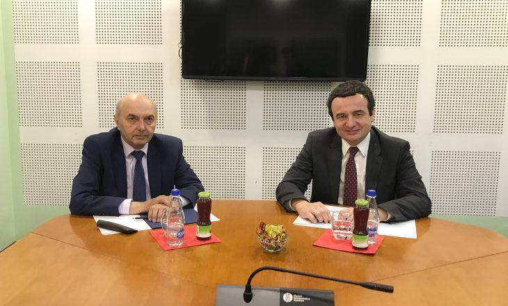 Koalicioni – përfundon pa marrëveshje takimi Kurti-Mustafa