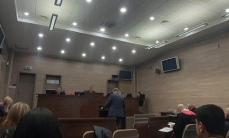 Dëshmitari nuk pranon të përgjigjet – Kërkon t'i sillet procesverbali kur ishte intervistuar si i dyshuar
