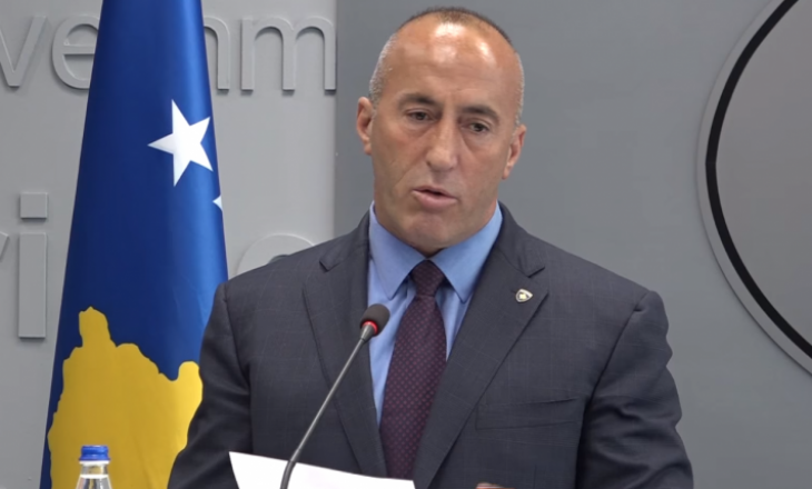 Bëhet horë Haradinaj, ngushëllon për vdekjen e njeriut të gabuar