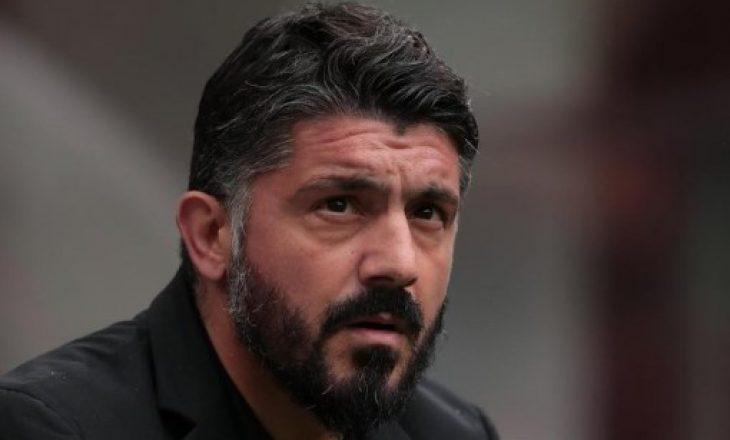 As Gattuso nuk i bën punë Napolit