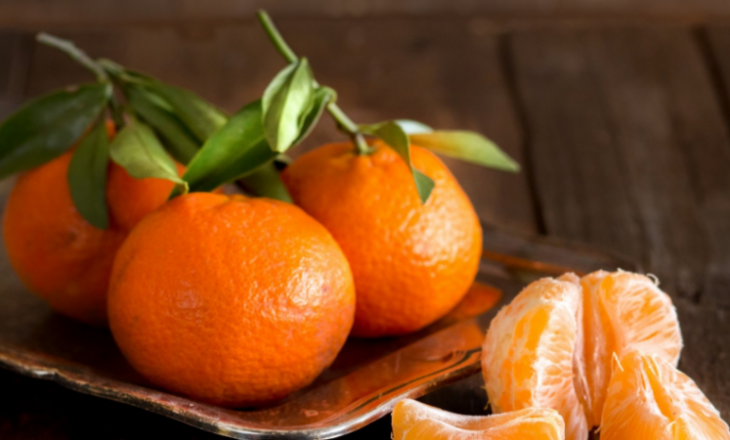 Mandarinat dhe të mirat e konsumimit të tyre