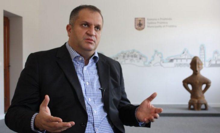 Ahmeti pas vendimit të Qeverisë për masa: Jo mbylljes së Prishtinës me statistika të paqëndrueshme