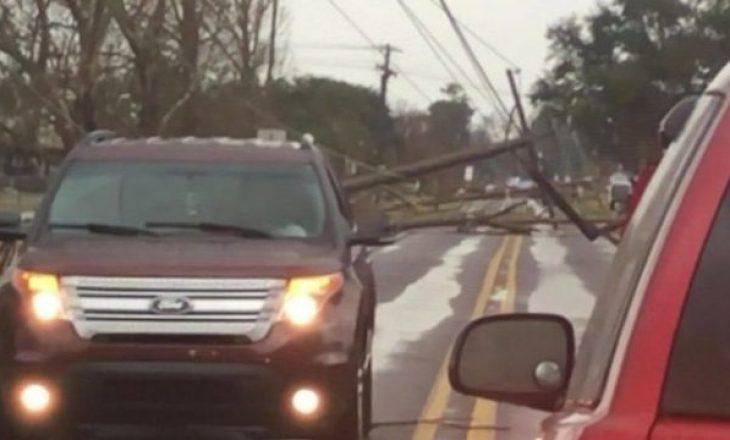 Tre të vdekur nga stuhia në jug të Shteteve të Bashkuara