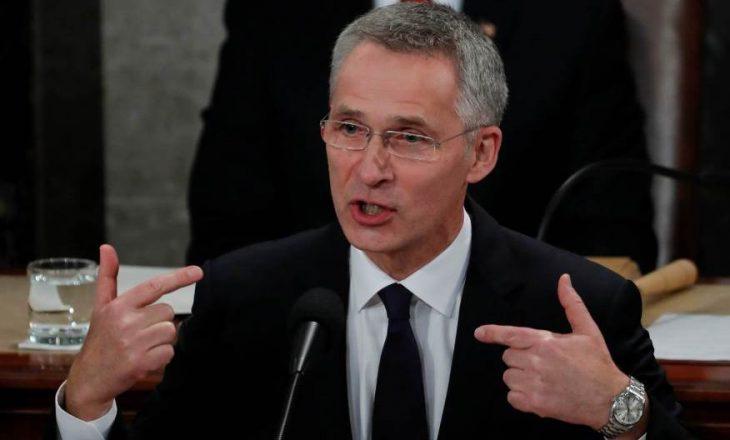 Stoltenberg: Kosova të angazhohet në gjetjen e zgjidhjes për dialogun me Serbinë