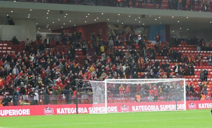 Fitime rekord për Partizanin nga shitja e biletave në derbin ndaj Tiranës