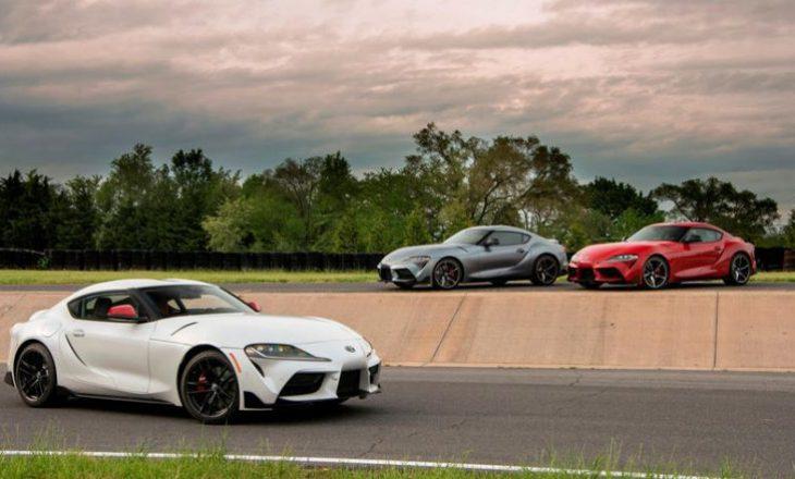 Toyota Supra është më e shpejtë në pistë se sa çdo veturë tjetër
