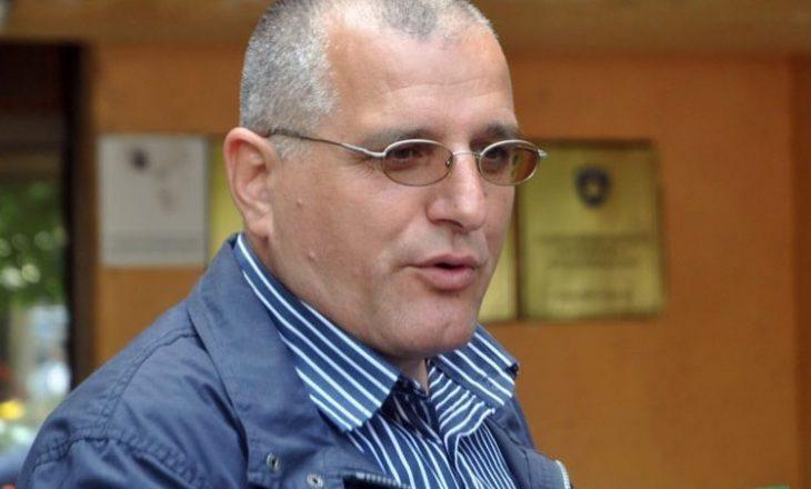Policia e Kosovës jep detaje për arrestimin e Xhabir Zharkut