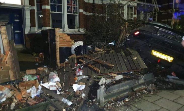 Ylli i Premierligës shkakton aksident të frikshëm (VIDEO)