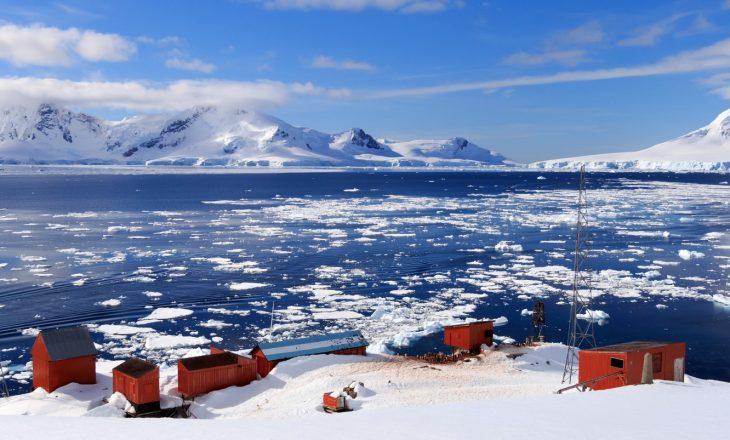 Paga që do të merrnit nëse do të punonit në Antarktidë