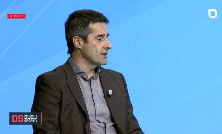 Ahmeti: UEFA i ka kërkuar dorëheqje Agim Ademit