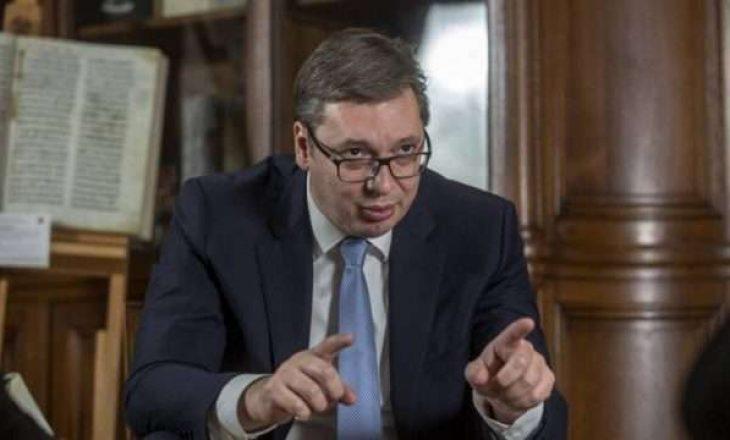 Pas mini-shengenit Vuçiq provokon: Serbia është në gjendje të ruajë paqen në Kosovë