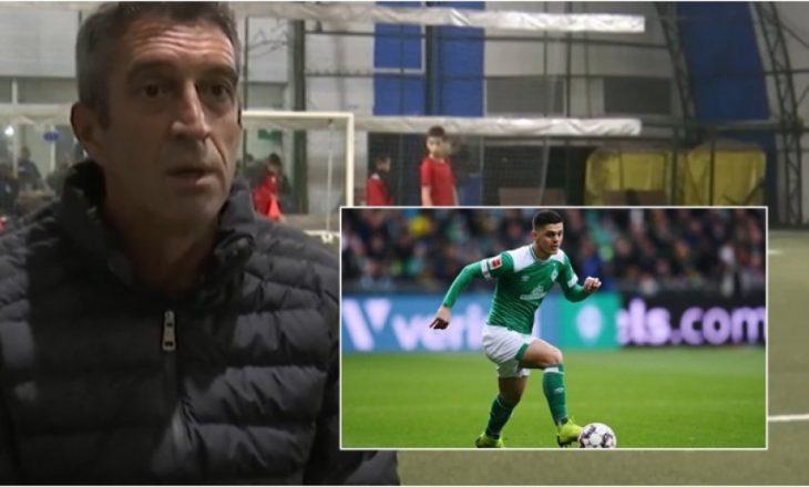 Mehmet Kurda: Ky futbollist më tregoi se si Miloti i kishte turpëruar në stërvitje (VIDEO)