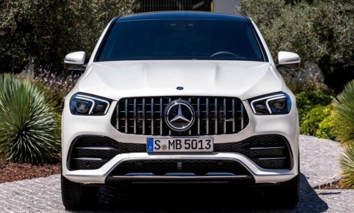 Zbulohet çmimi e specifikat e Mercedes GLE Coupe të ri