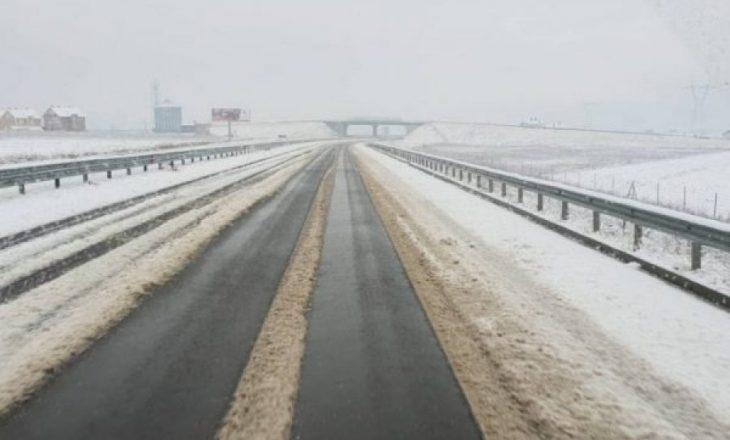 MIT e gatshme për reshje të borës