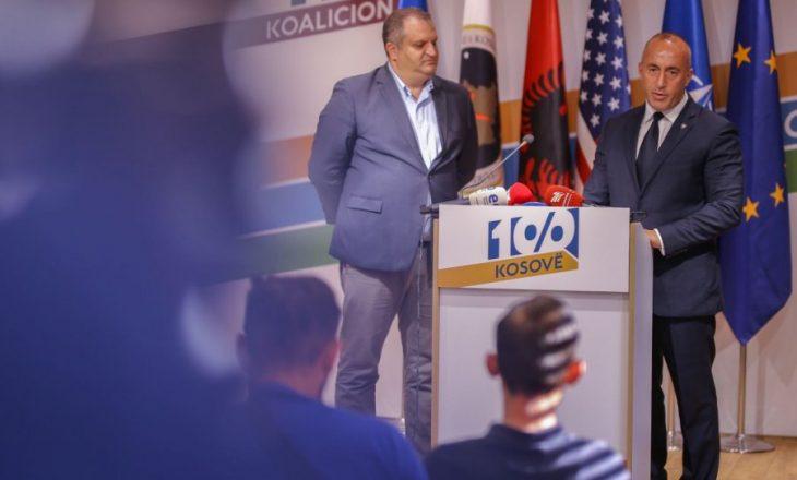 Koalicioni 100% – kaq harxhuan Haradinaj dhe Ahmeti gjatë fushatës