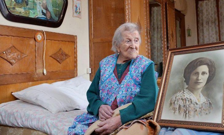 117 vjeçarja tregon sekretin e jetëgjatësisë: Nuk kisha burrë që më bënte nervoz