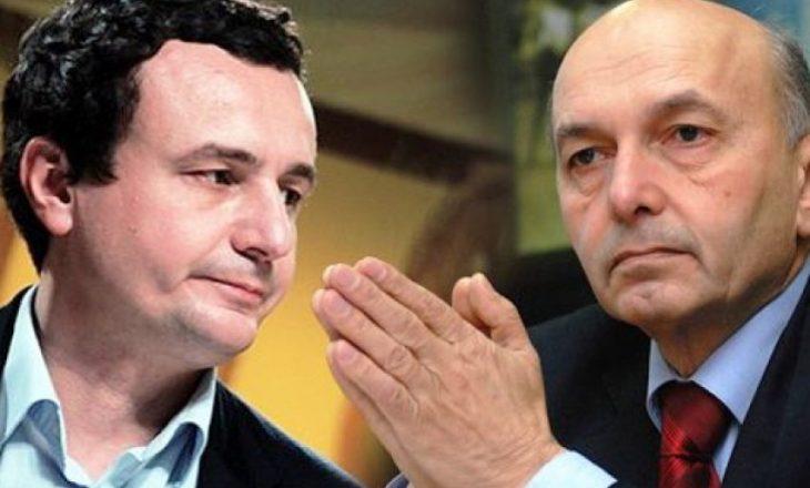 Kurti tregon se kur pret që të arrihet marrëveshja për koalicion qeverisës me LDK-në
