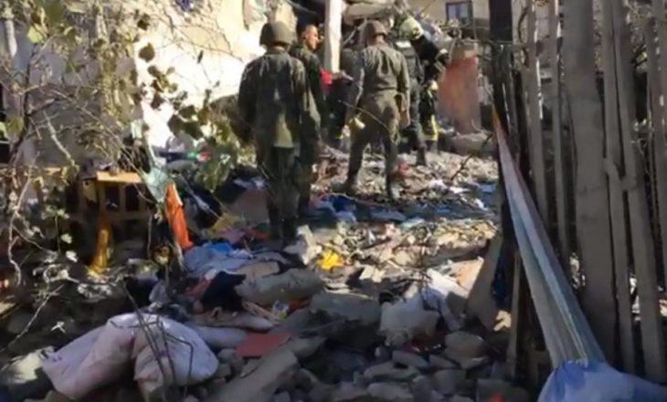 """""""Tërmeti nuk vret, vrasin njerëzit"""" – flet nënkryetari  i ndërtuesve"""