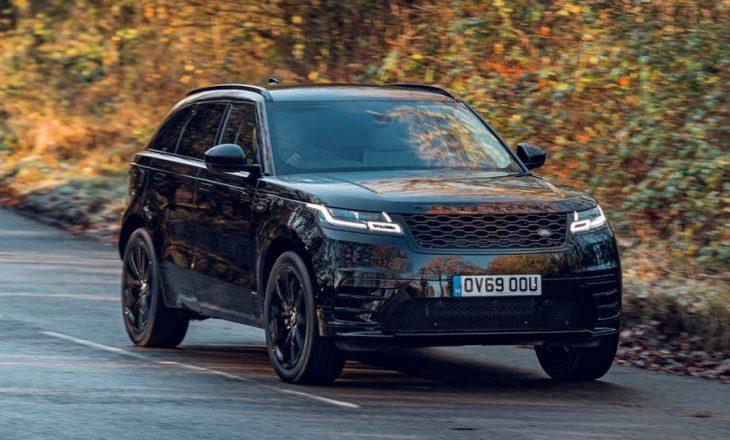 Jaguar Land Rover sjell Velarin e ri në seri të kufizuar