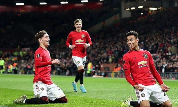 Manchester Unitedi e mbyll fazën e grupeve me fitore të thellë – shikoni çfarë ka bërë talenti anglez
