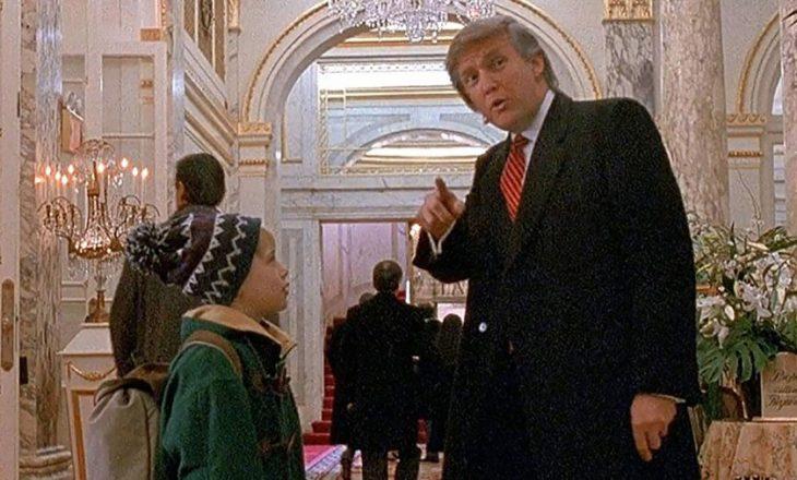 """Televizioni kombëtar i Kanadasë fshin Trumpin nga filmi """"Home Alone"""""""