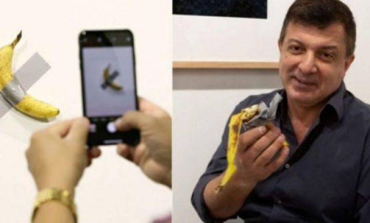 E pabesueshme, angazhohet edhe policia: Hëngri bananen në vlerë 120,000 dollarë