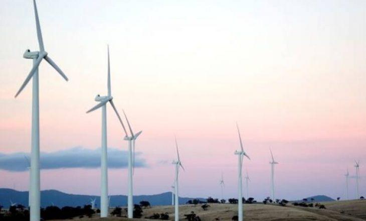 BERZH jep 58 milionë euro kredi për projektin e prodhimit të energjisë elektrike nga era në Bajgorë