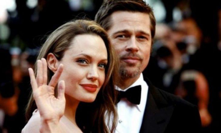 A ka pasur të dashur Brad Pitt pas ndarjes nga Angelina