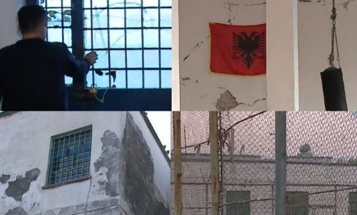 Si reaguan të burgosurit teksa qelitë lëkundeshin nga tërmeti i 26 nëntorit