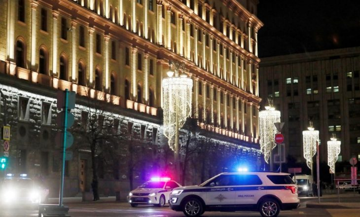 Të shtëna me armë afër Shërbimit Rus të Sigurisë – ka të vdekur