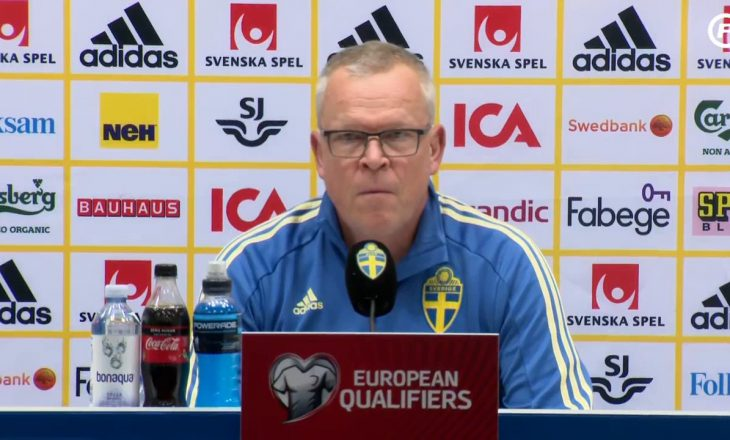Selektori i Suedisë sqaron pse ftoi futbollistë më pak të njohur për miqësoren me Kosovën