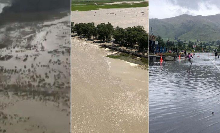 Vërshime në Zelandën e Re
