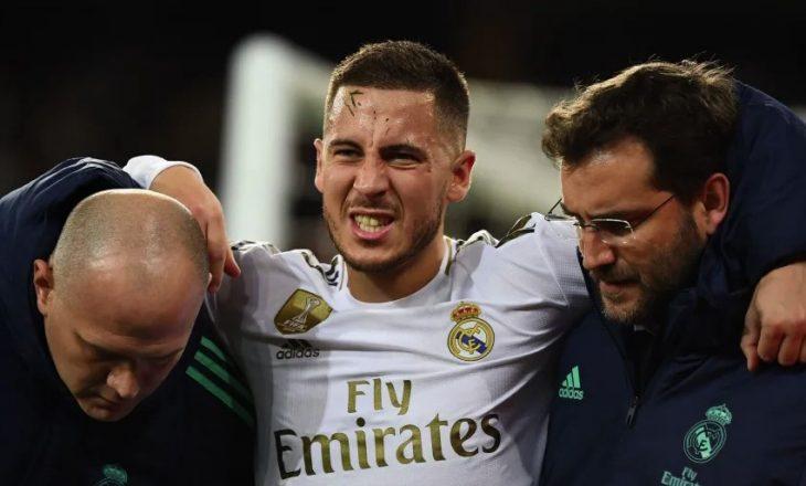 Zyrtare: Hazardi trondit Realin para El Clasicos