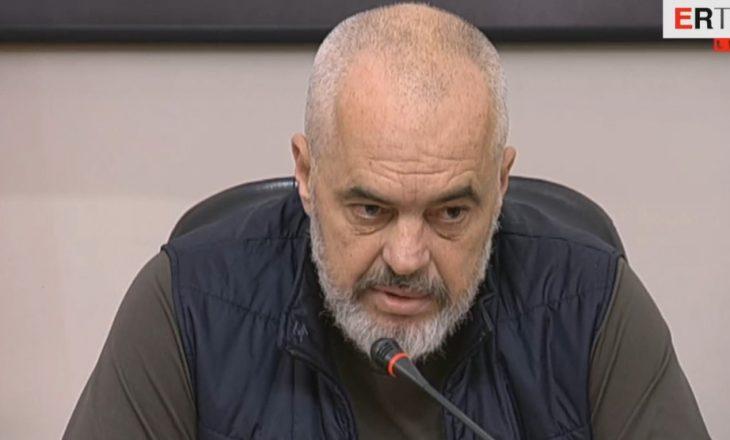Rama: Po hetohen 60 kompani në Durrës, për rindërtimin na duhet fuqi punëtore nga jashtë