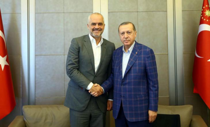Pas ndërtimit të 500 shtëpive,  Erdogan jep një tjetër premtim për Shqipërinë
